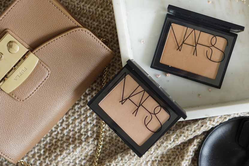 NARS highlighting powder Fort de France & Ibiza