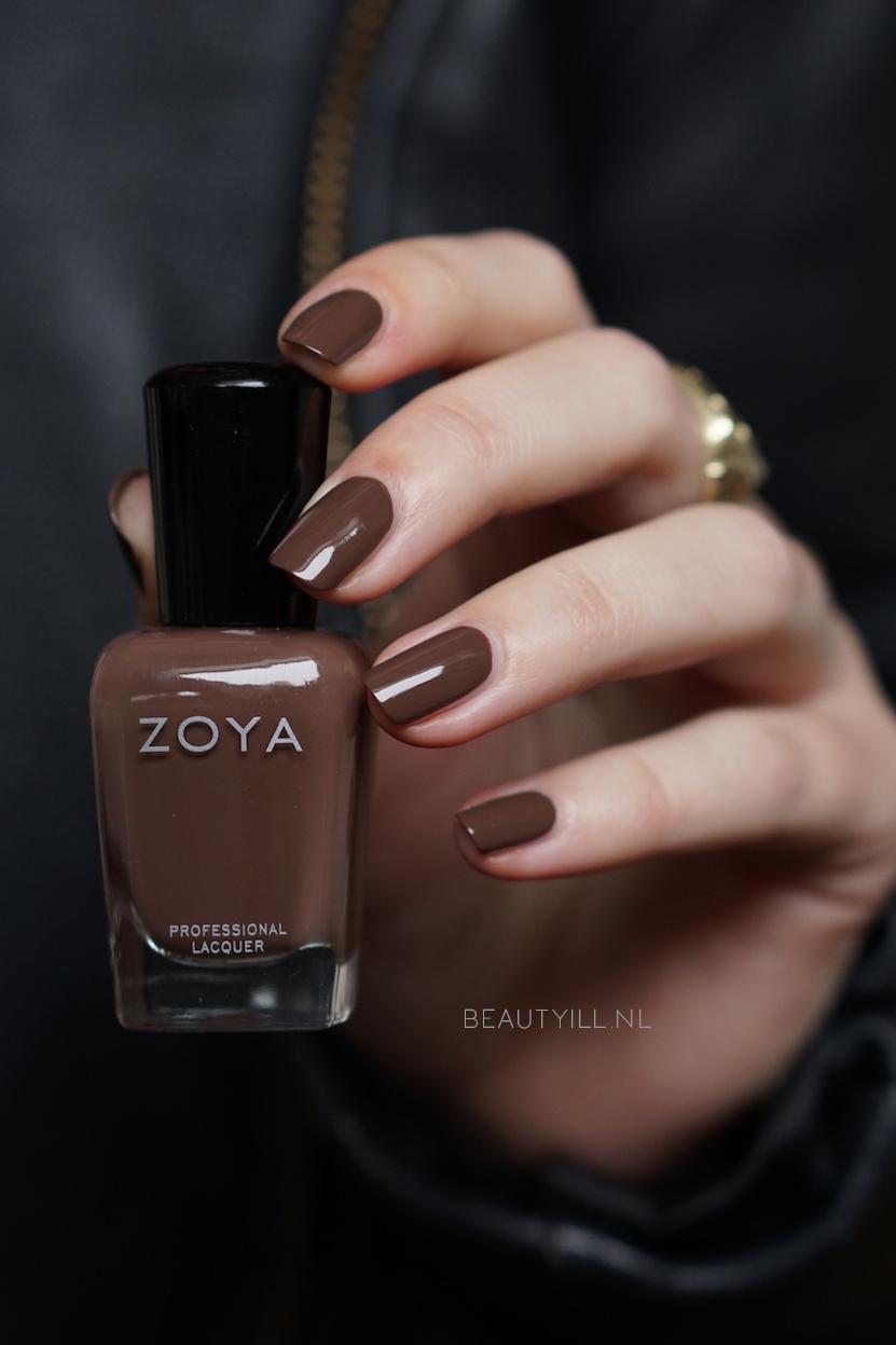 Zoya nagellak Rocha, Gina & Hunter swatches