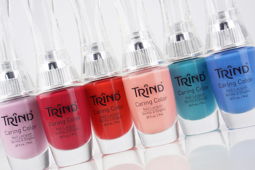 TRIND 'Welcome to Miami' collectie swatches