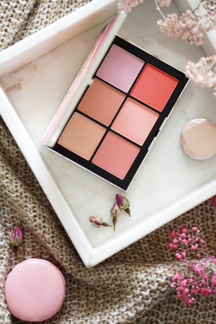 NARS NARSissist WANTED I blush palette review