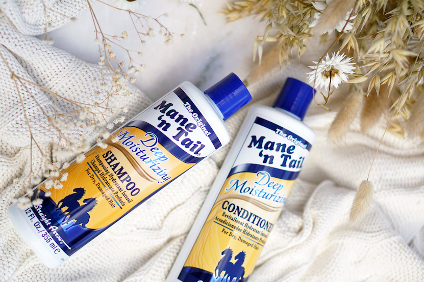 Mane 'n Tail Deep Moisturizing Shampoo & Conditioner review