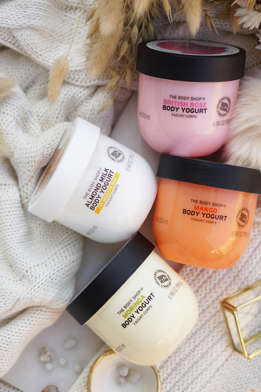 The Body Shop Body Yogurts review