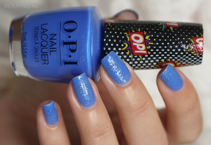 OPI Pop Culture collection swatches