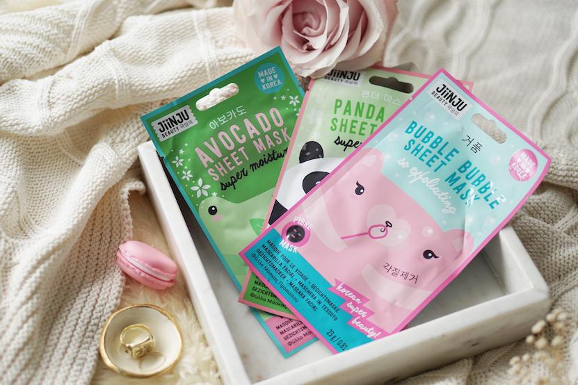 Kruidvat Koreaanse Jinju sheet masks