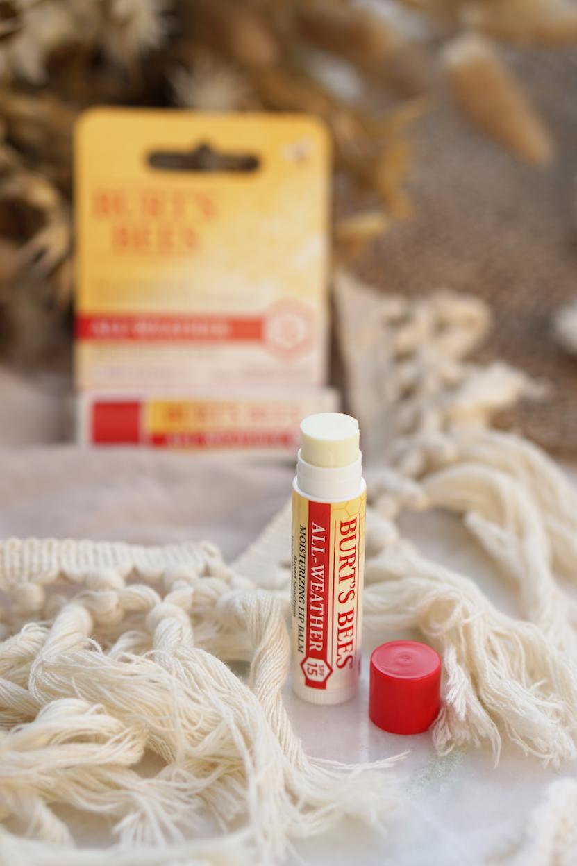 Burt's BeesAll-Weather Lip Balm SPF15