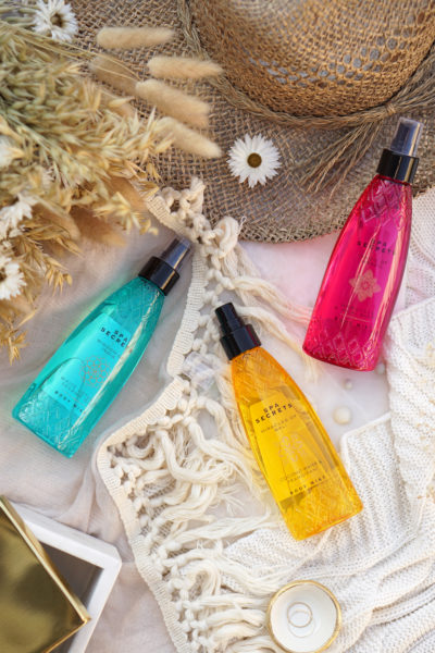 Kruidvat Spa Secrets Body Mists