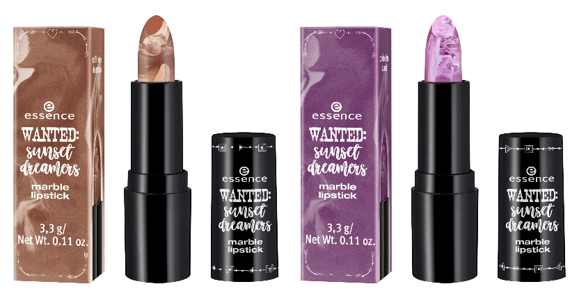 "essence trend edition ""wanted: sunset dreamers"""
