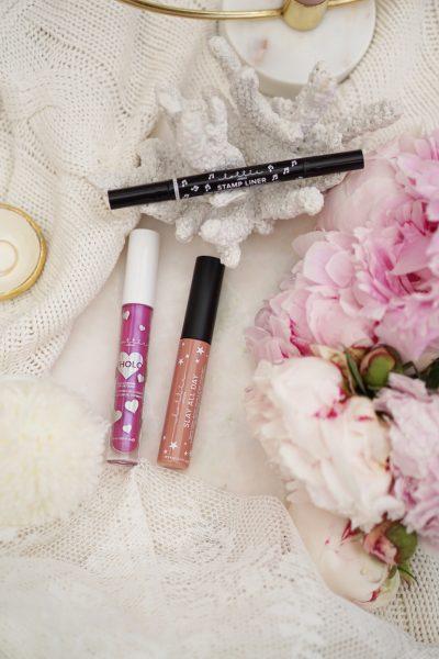 Lotti London Liquid Lipstick, Duo Chrome Lipgloss & Stamp Liner