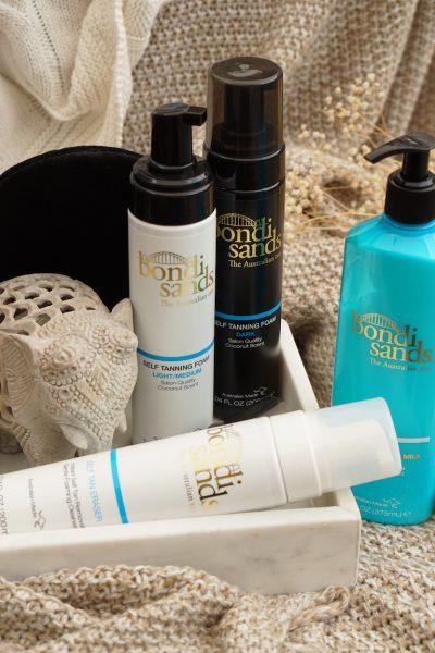 Bondi Sands tanning producten