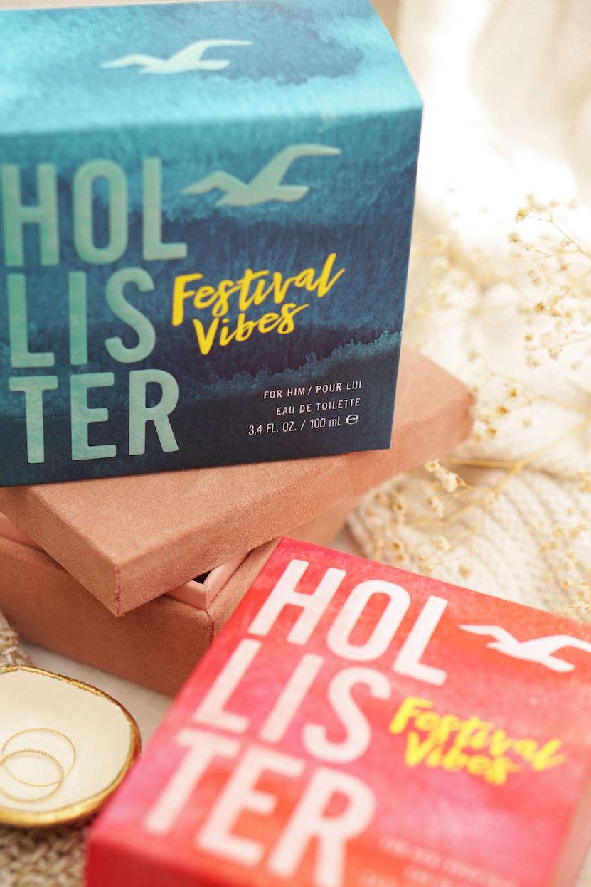 Hollister Festival Vibes geuren