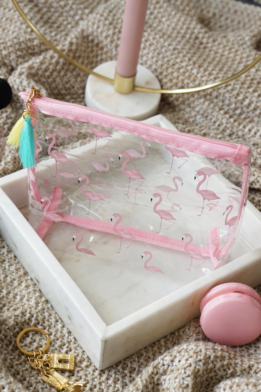 WIN 3x MakeUp Eraser Flamingo