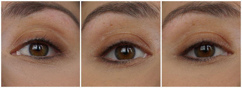 Revolution make-up oogschaduw palette, baking powder & concealer
