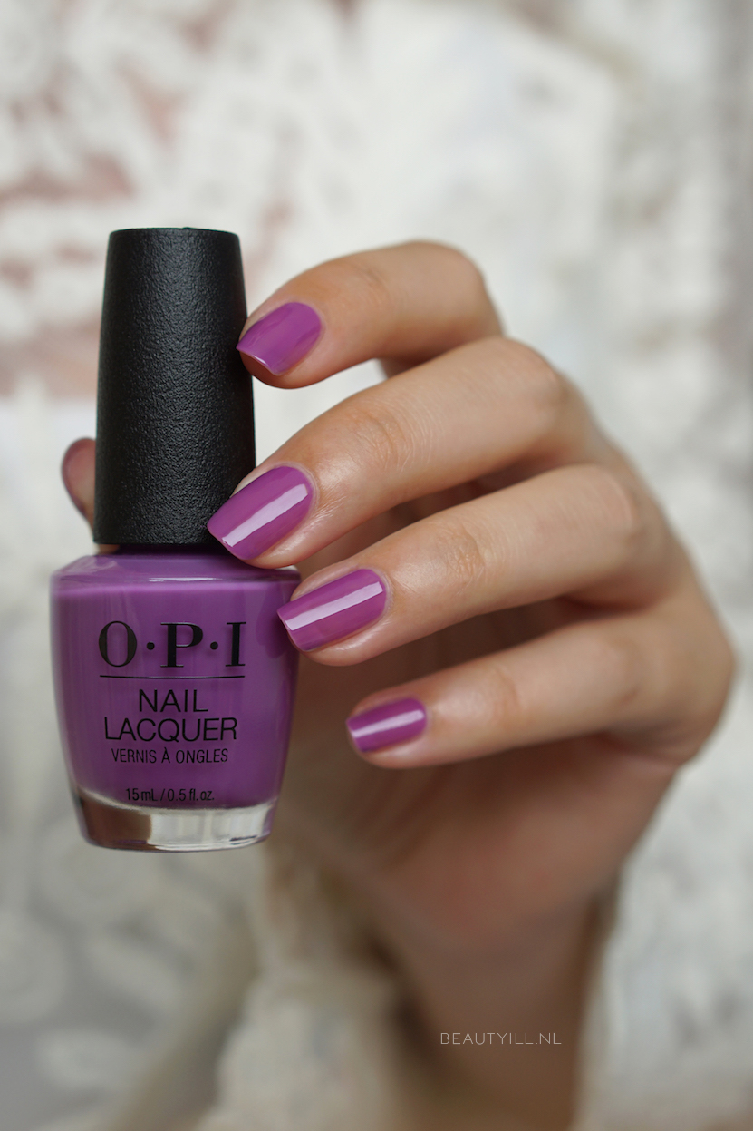 OPI Peru Collection swatches