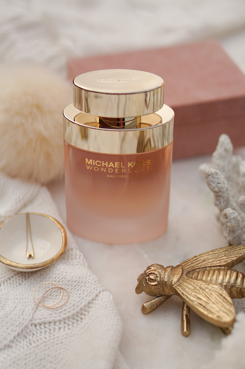 Michael Kors Wonderlust Eau Fresh review