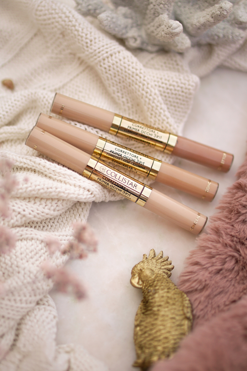 Collistar Concealer + Eye Primer 3 In 1