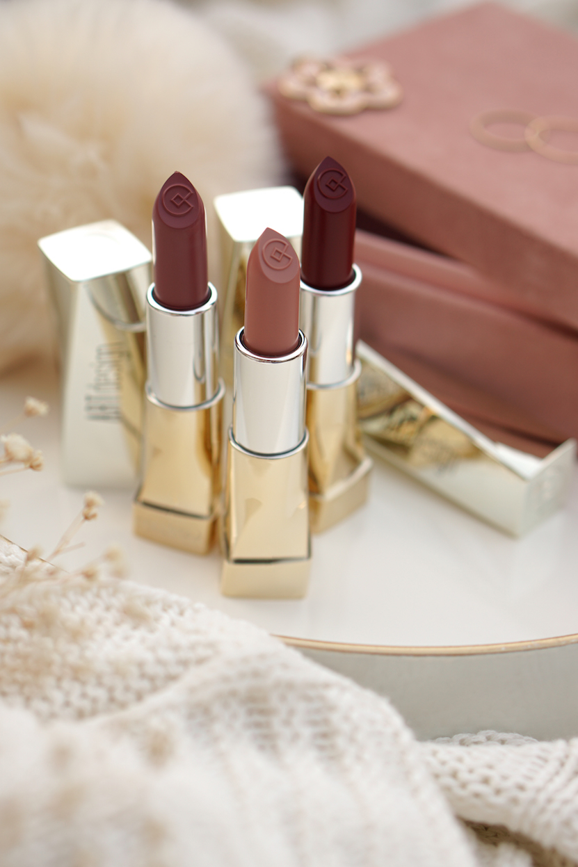Collistar art design lipsticks najaar 2018