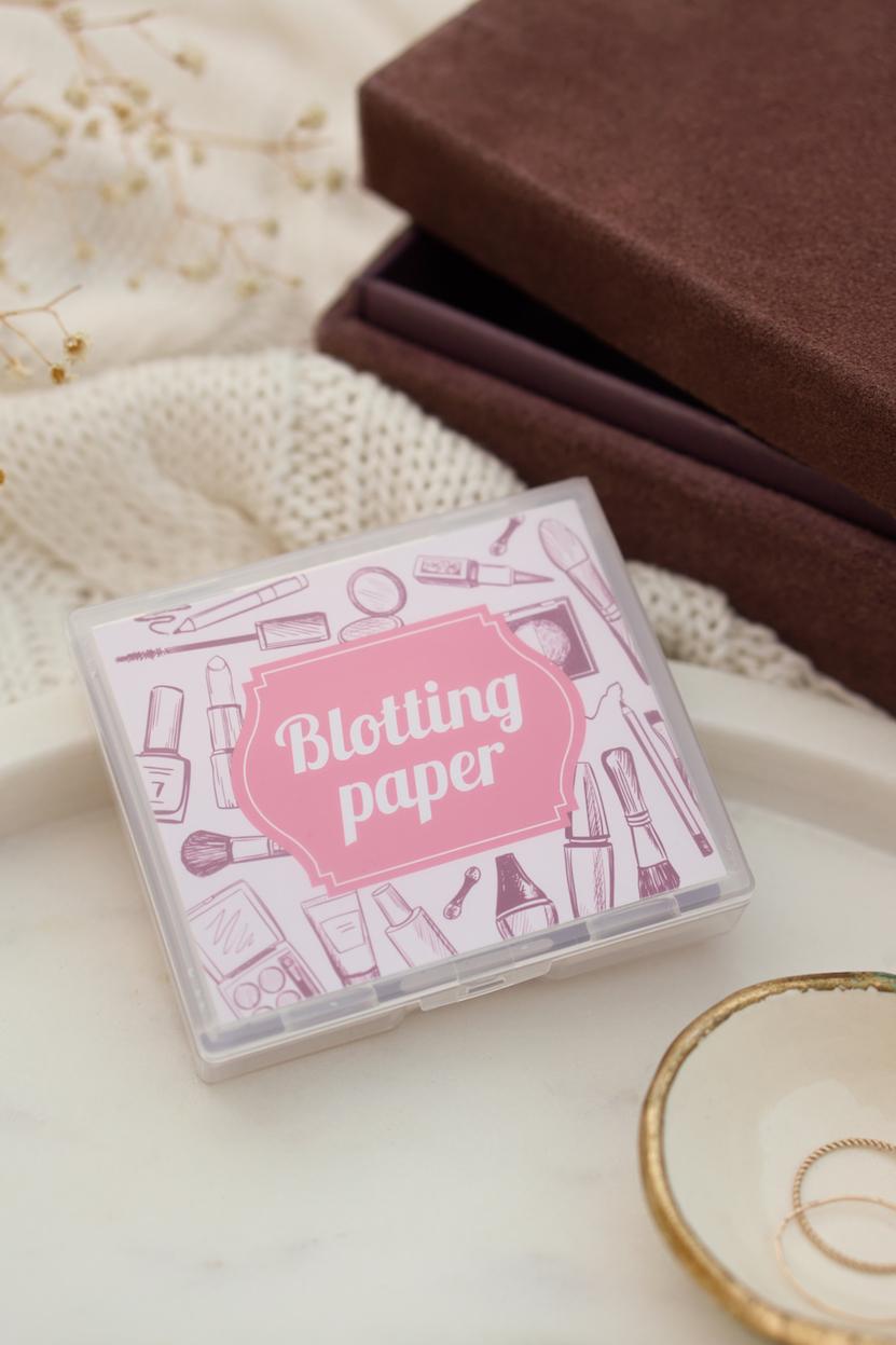 Action Blotting Paper
