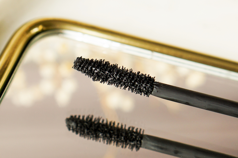 mascara brush close up