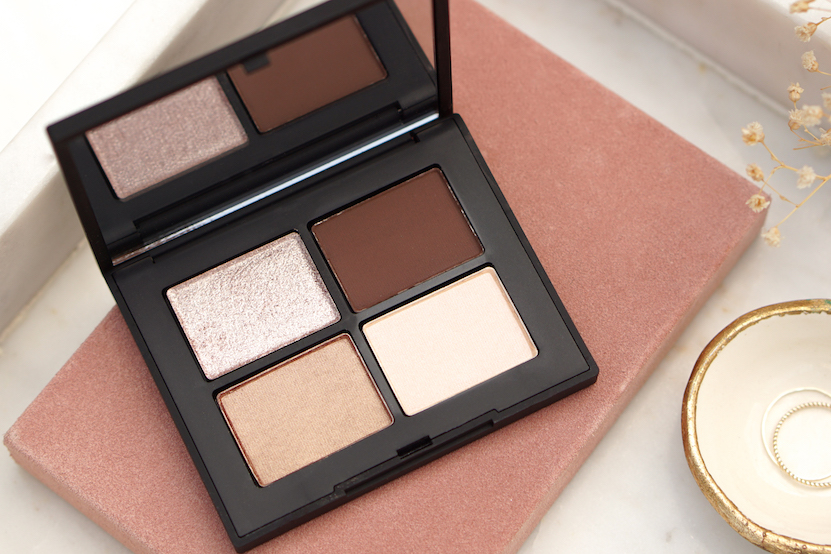 NARS Quad Eye Shadow Mojave review