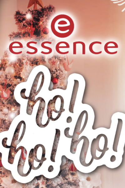 "essence trend edition ""ho!ho!ho!"""