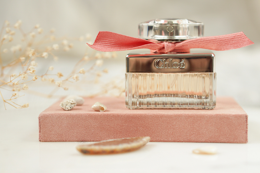Chloé perfume bottle