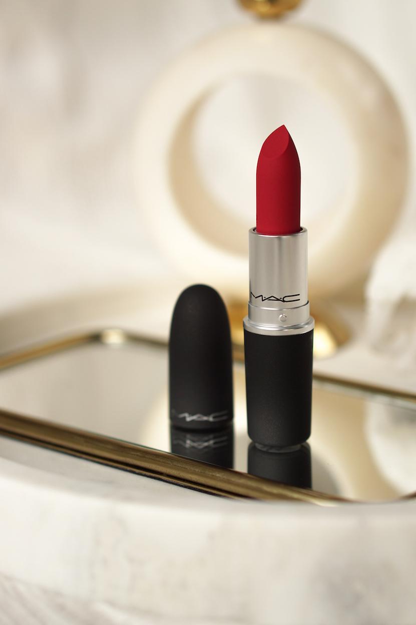 MAC Powder Kiss lipstick, Shocking Revelation & Influentially it