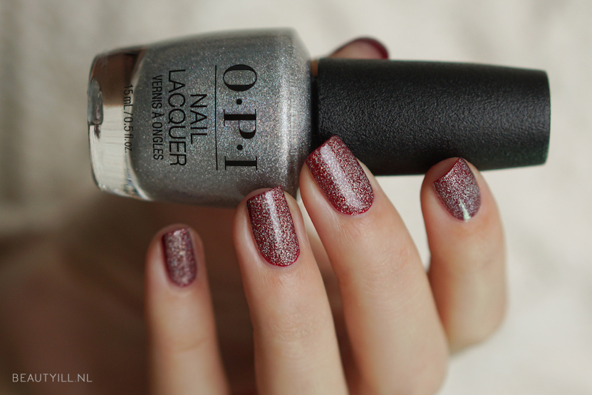 hand model opi nailpolish