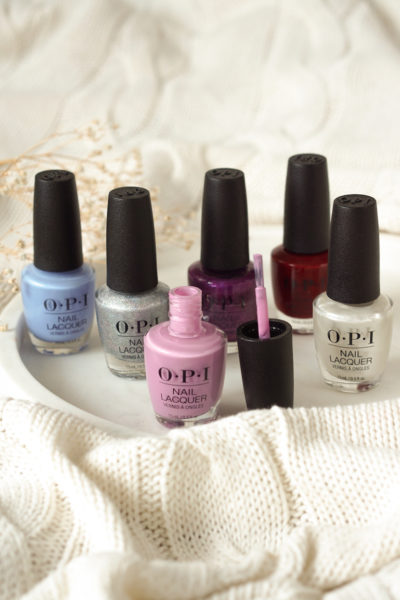 OPI Disney's The Nutcracker and The Four Realms Collection