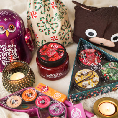 The Body Shop Give Give Give kerstcollectie