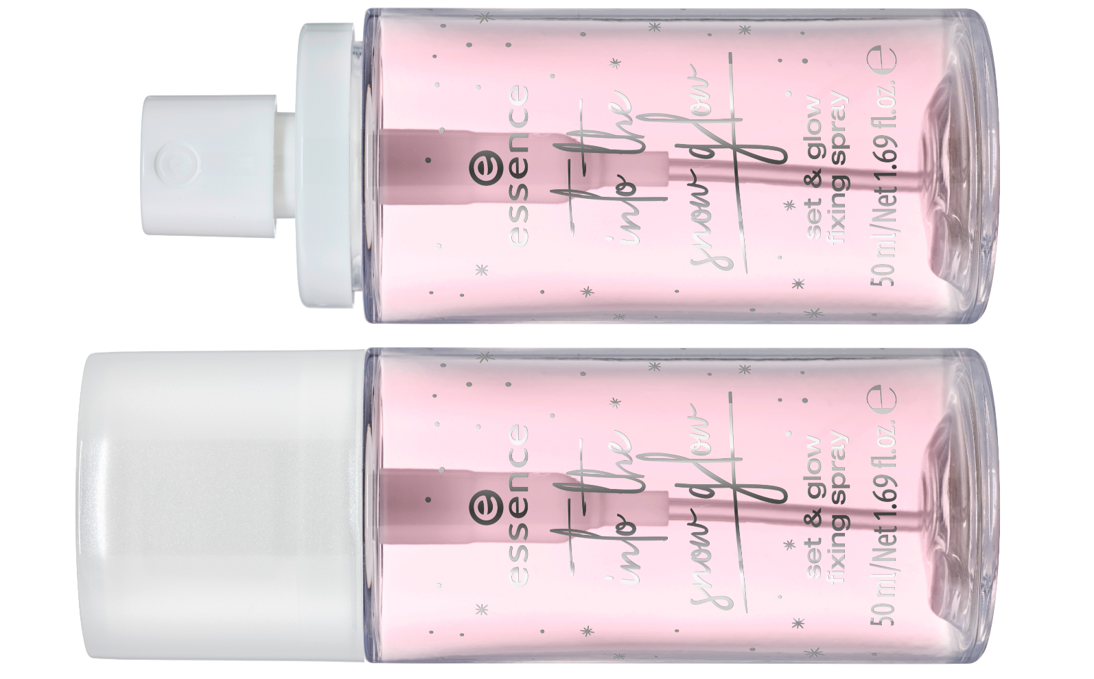 """essence trend edition """"into the snow glow"""""""
