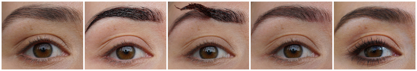 Kruidvat Brow Tattoo Review Dark Brown Taupe Beautyill