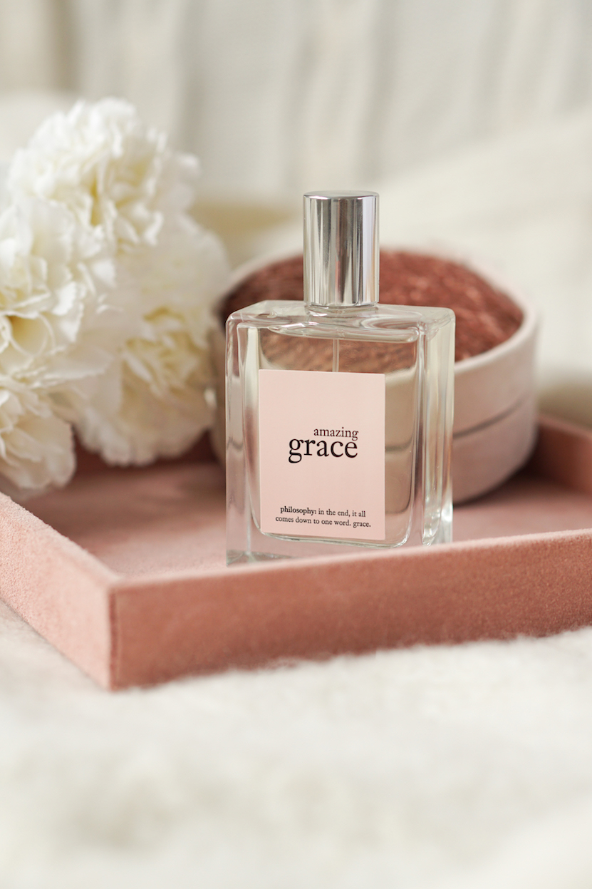 philosophy amazing grace eau de toilette review