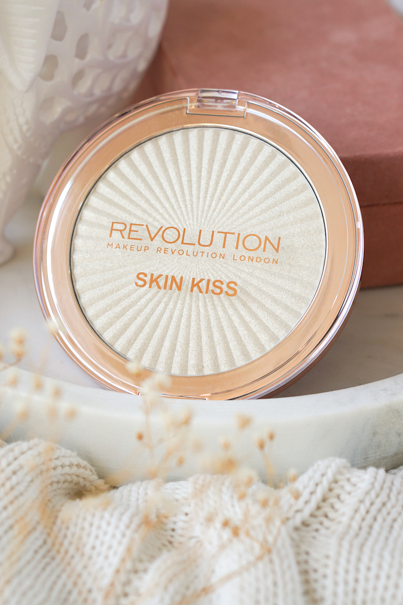 Revolution Skin Kiss Highlighter - Ice Kiss