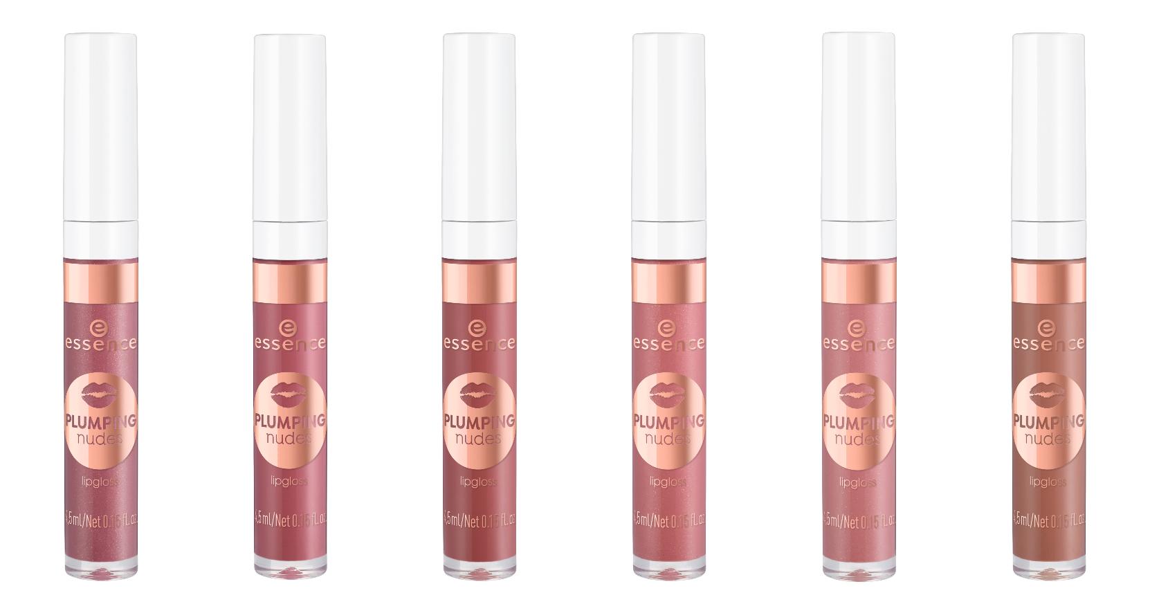 plumping nudes lipgloss