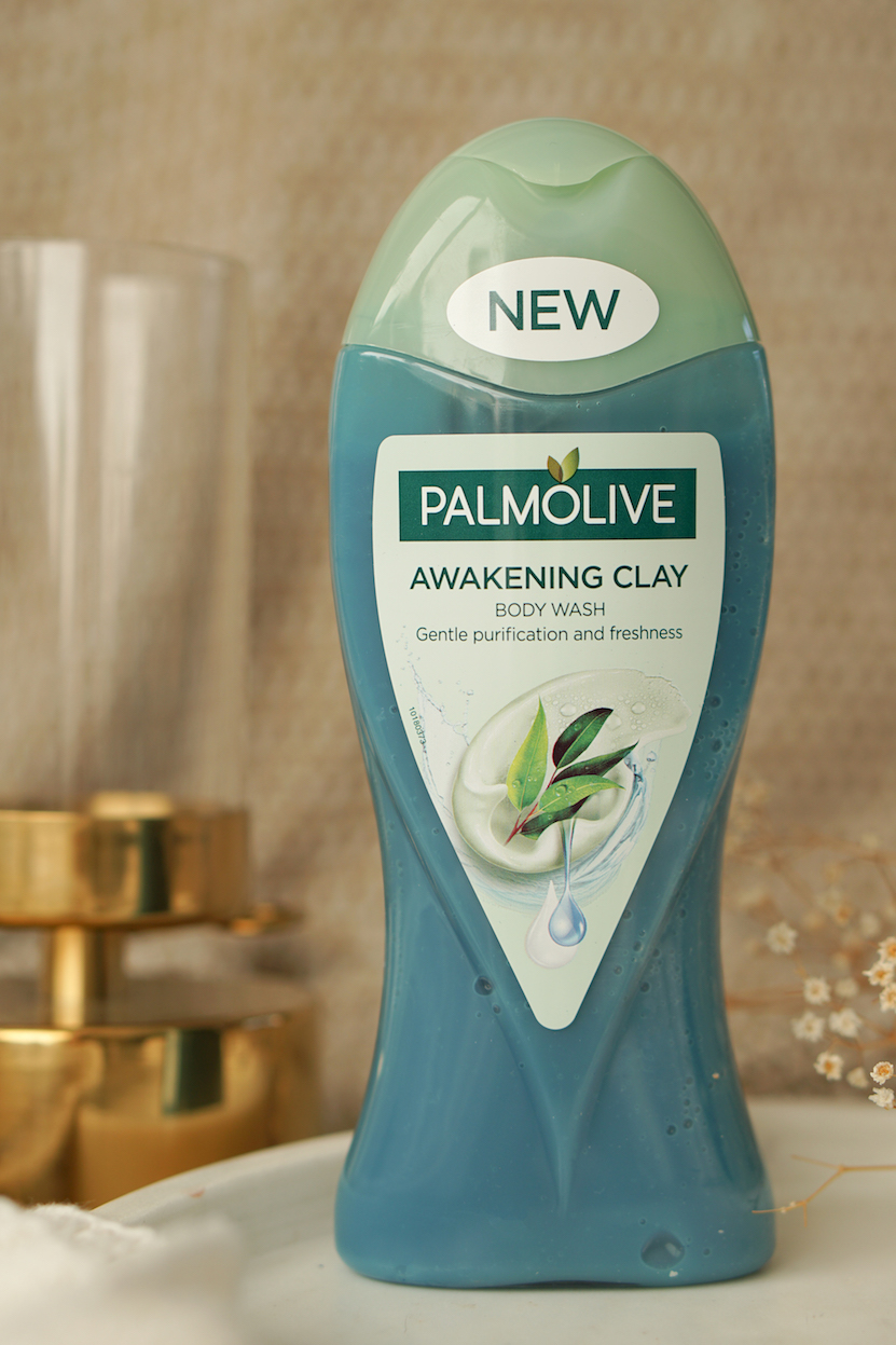 Palmolive Clay Body Wash