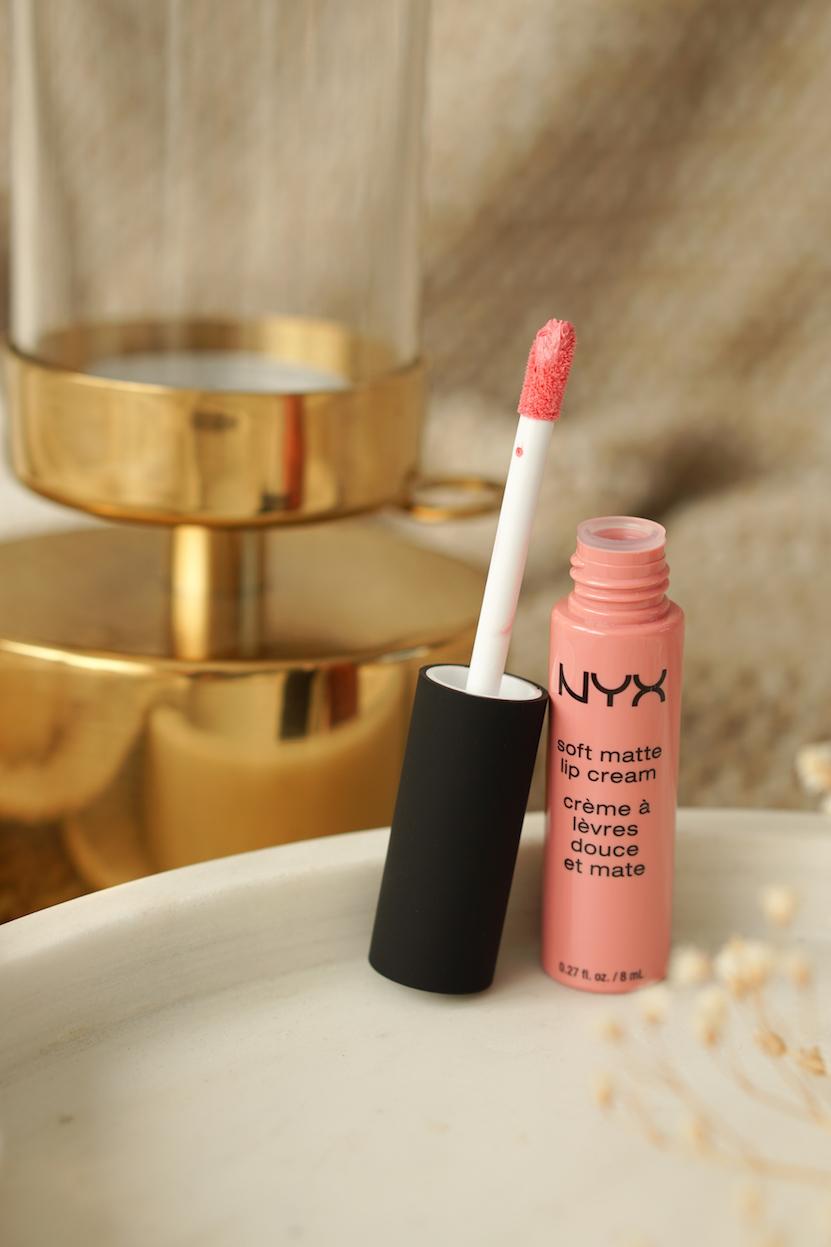 NYX Professional Soft Matte Lip Cream Tokyo