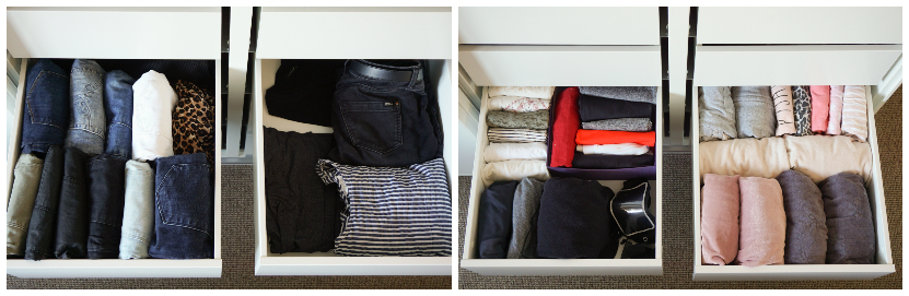 lades KonMari methode