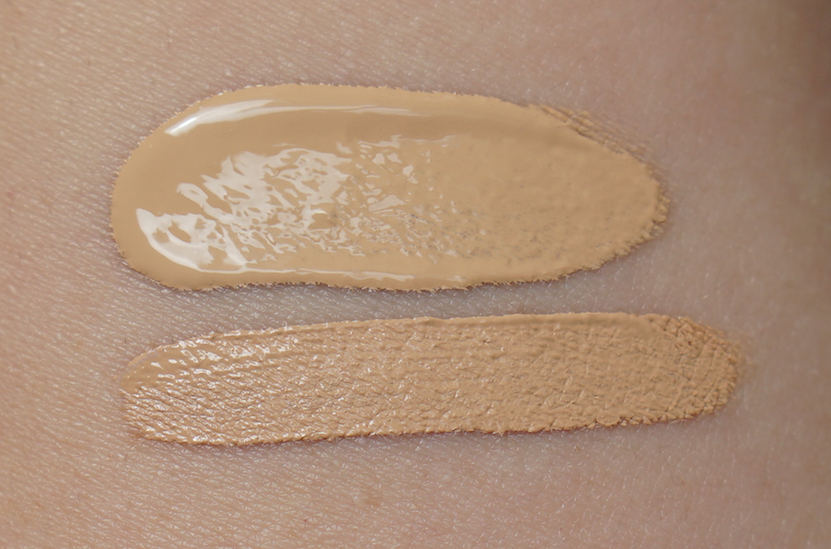 CUSTARD NARS swatch