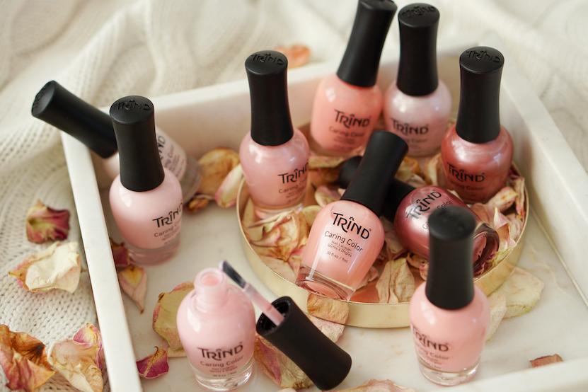 Trind nagellak swatches deel 5, licht roze