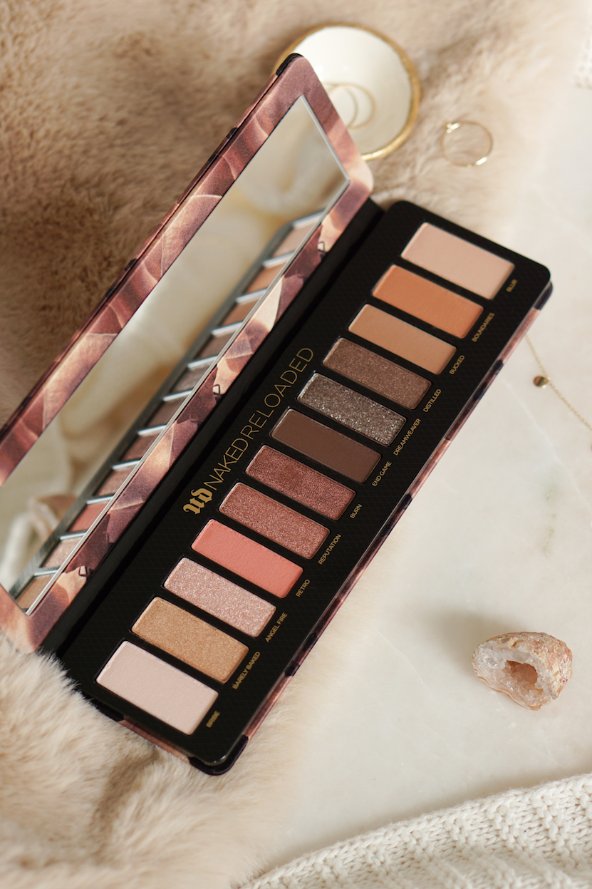 Urban Decay Naked Reloaded oogschaduw