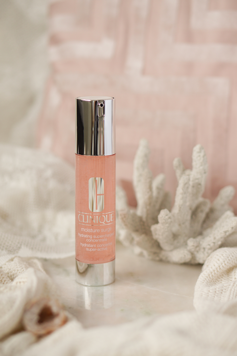 Clinique Moisture Surge Hydrating Supercharged Concentrate Beautyill