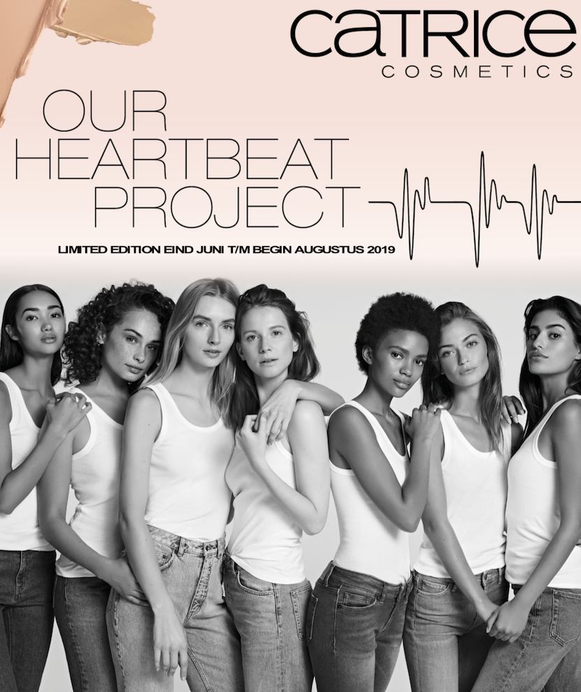 "CATRICE Limited Edition ""Our Heartbeat Project"""