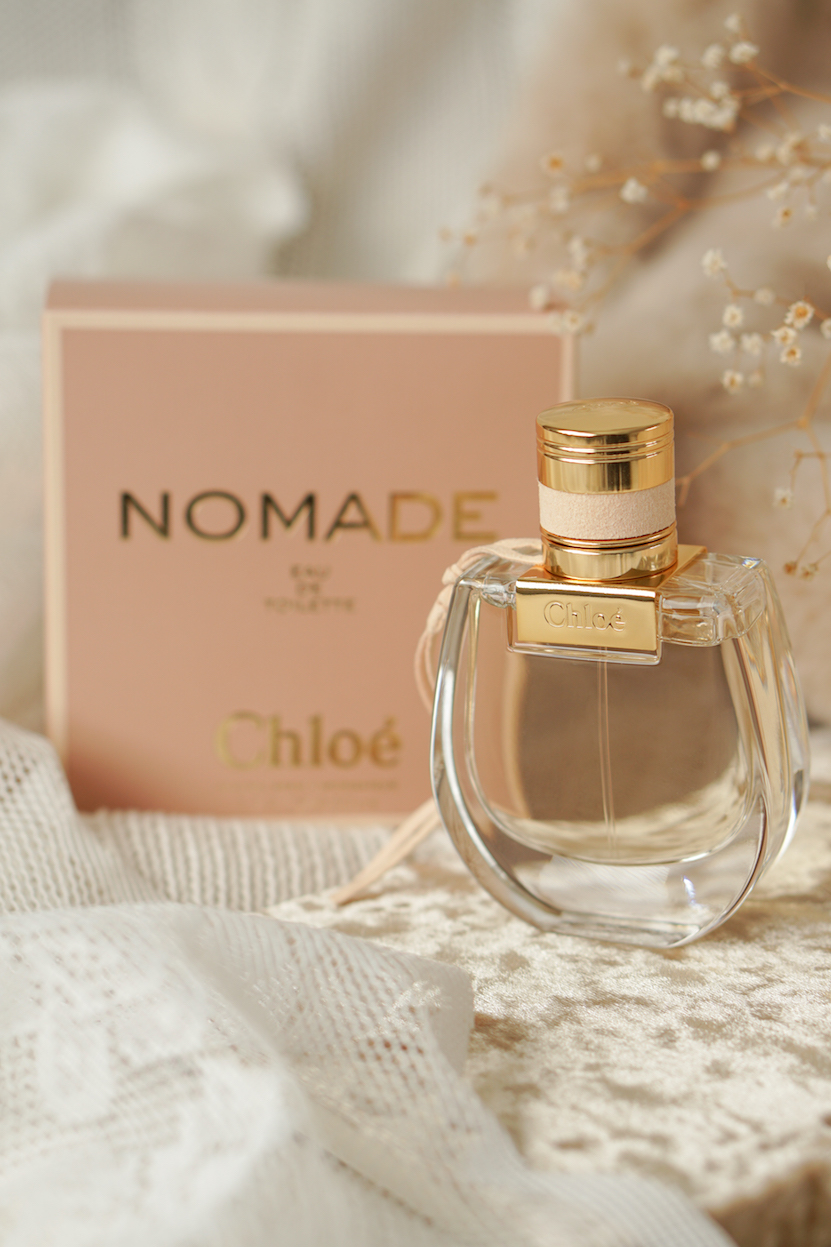 chloé nomade eau de toilette packaging