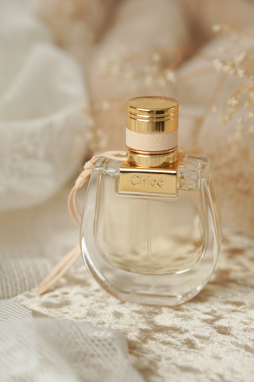 Chloé perfume bottle