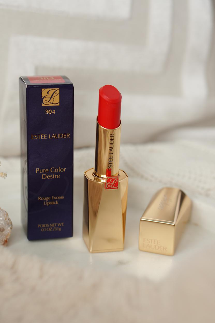 Estée Lauder Lipstick review