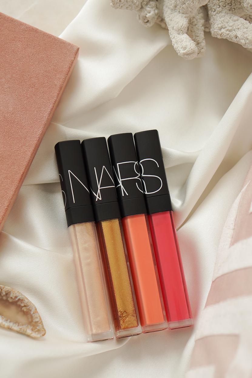 NARS Gloss Moment, Multi-use Gloss & Brilliant Lip Gloss