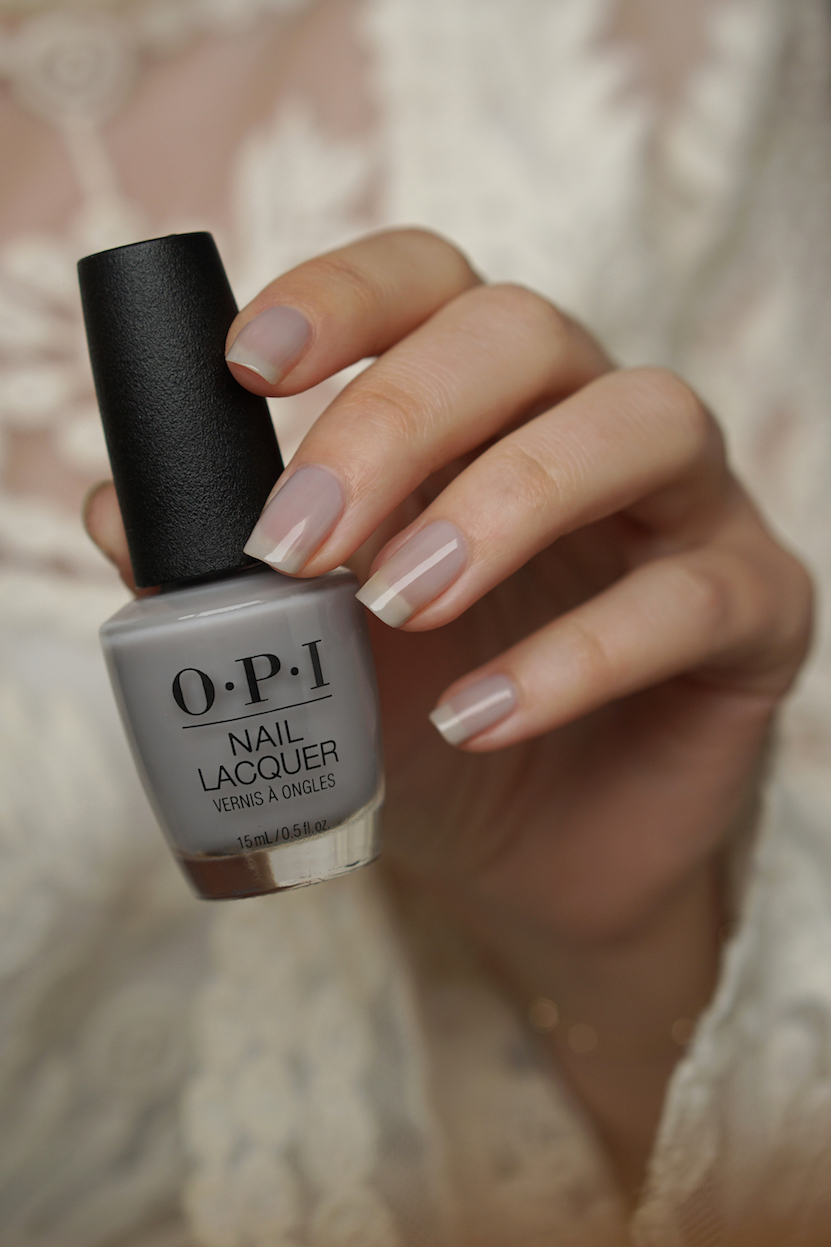 OPI always bare Engage-meant to Be  swatches