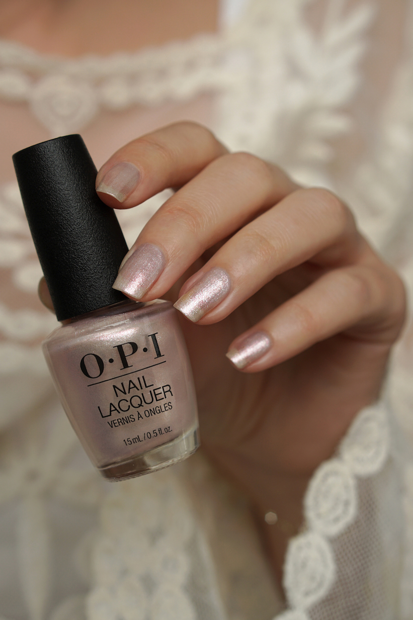 OPI Throw Me a Kiss  swatches