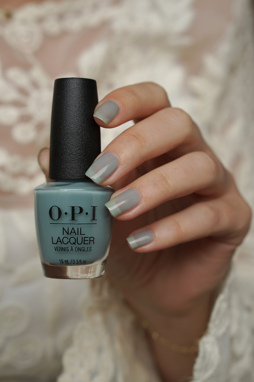 OPI always bare Ring Bare-er swatches