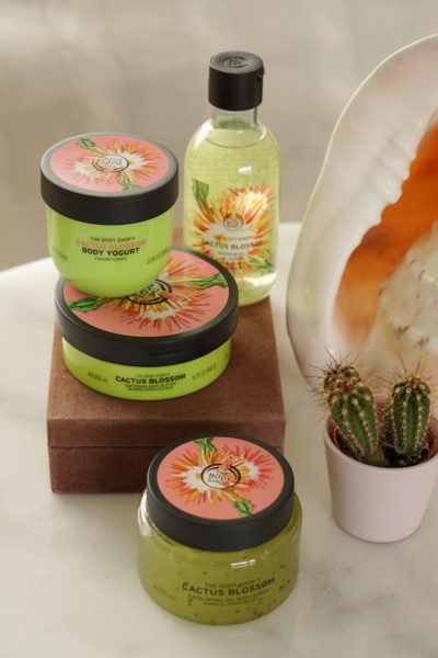 The Body Shop Cactus Blossom review